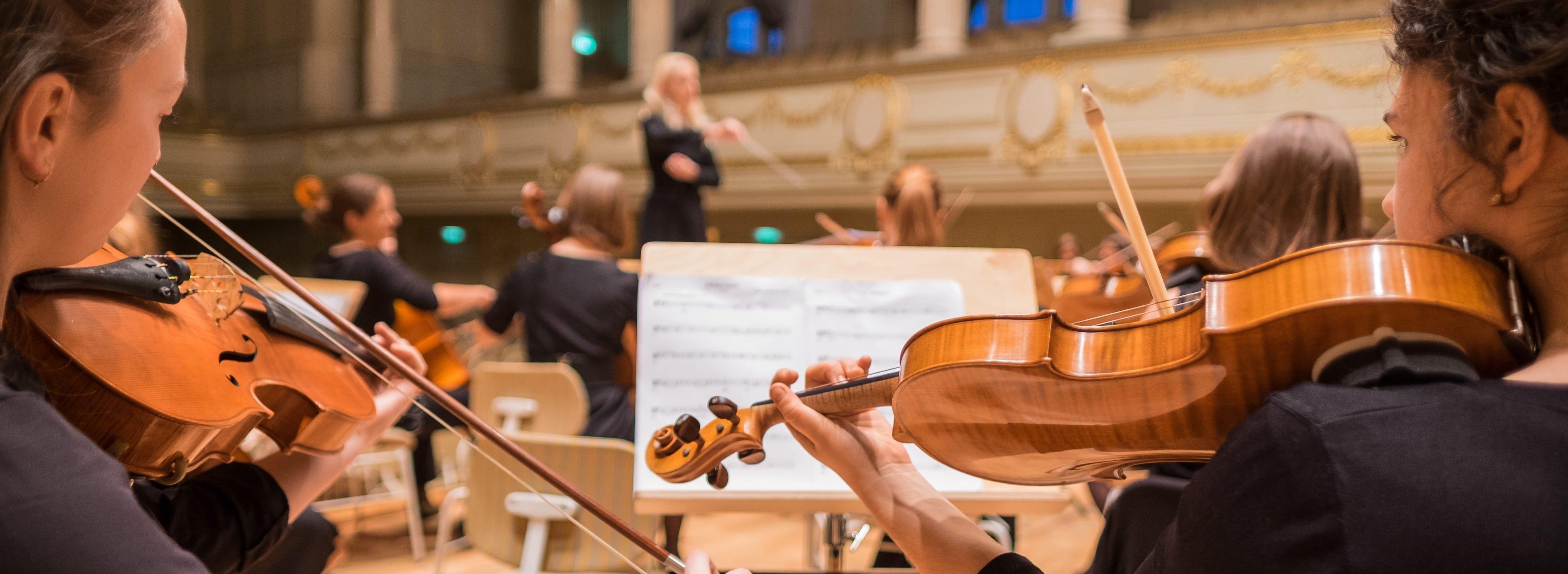 Orchestra-Nägeli - Banner