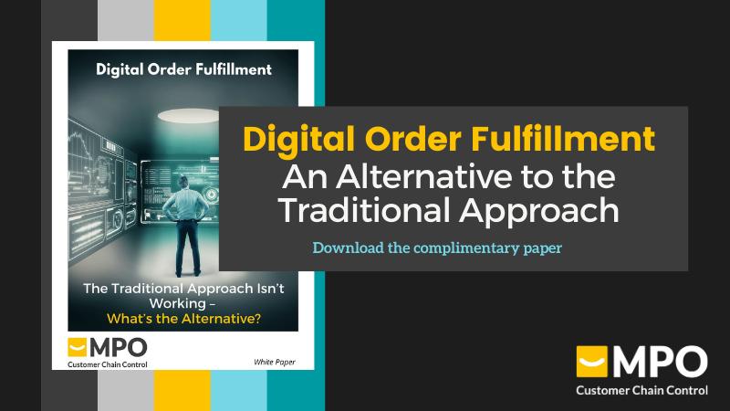Digital Order Management WP Feature