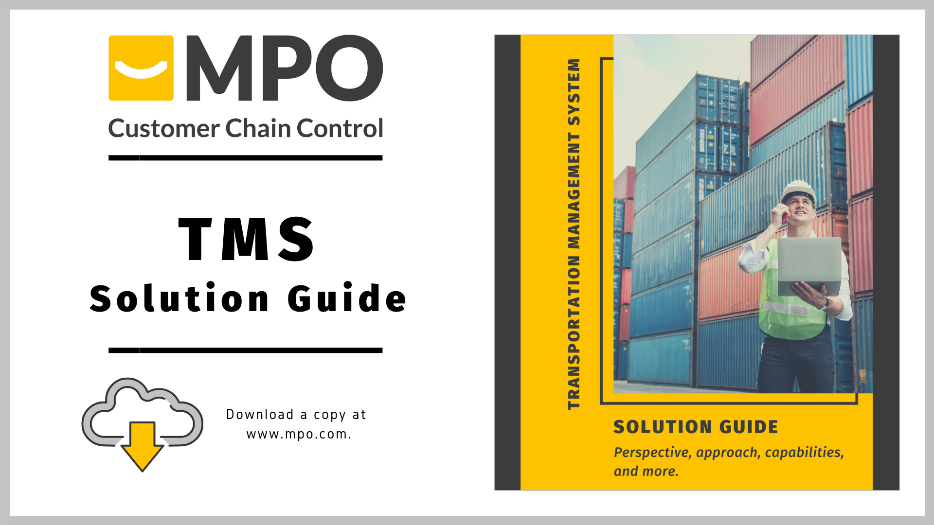 Solution Brief - TMS - Feature