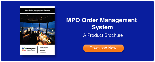 MPO Order Management System - Product Brochure
